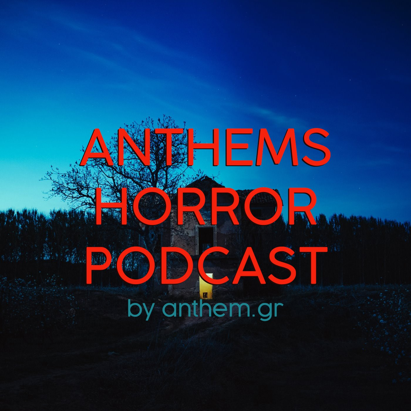anthems horror podcast link
